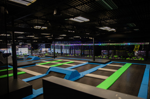 Elevate Trampoline Park is Coming to the Tucson Area