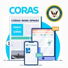 CORAS Wins OPNAV Contract
