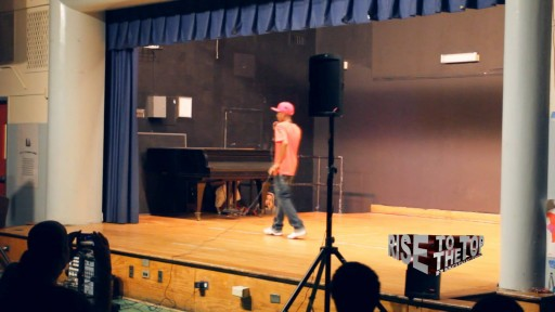 Young Boss Performing LIVE