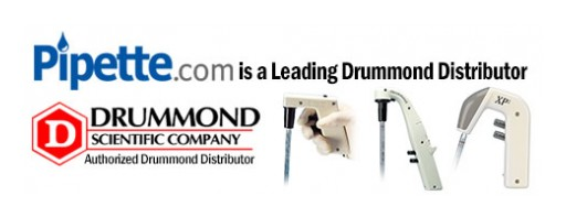 Drummond Pipet Aid - the World's First Pipette Controller is Now Available at Pipette.com