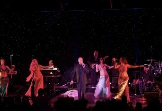 George Dfouni on Stage