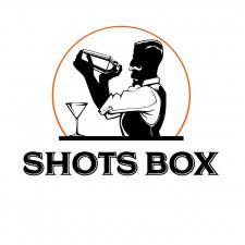 Shots Box Whiskey Logo