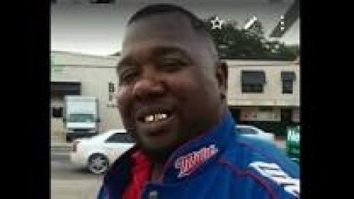 "A Chilling Video Reveals A Man ""Alton Sterling""  Is Shot On Tape After Selling CD's In Front Of A Convenience Store"