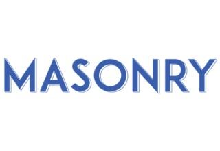 MASONRY Magazine Masthead