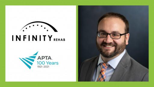 Infinity Rehab Therapist Becomes APTA Centennial Mentor