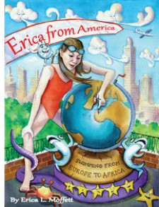 Erica From America....Swimming from Europe to Africa