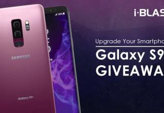 i-Blason Galaxy S9+ Giveaway