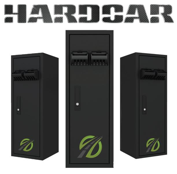 HARDCAR Introduces Advanced Smart Safes to California's