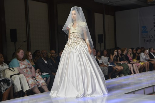 Indonesia Designer, Mira Indria Fuels The Catwalk With Flawless Spring 2017 Bridal Designs At The Couture Fashion Week NYC