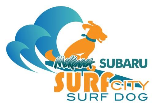 Surf City Surf Dog® Competition on September 23 Gets Top Dog Sponsor