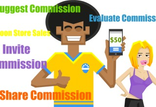 Ways to earn commission