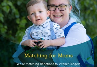 Vitamin Angels Mother's Day Campaign
