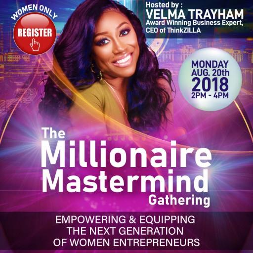 Award-Winning Marketing Expert Velma Trayham Hosts Free Mastermind Program to Help Empower Female Entrepreneurs Aug. 20 in Atlanta
