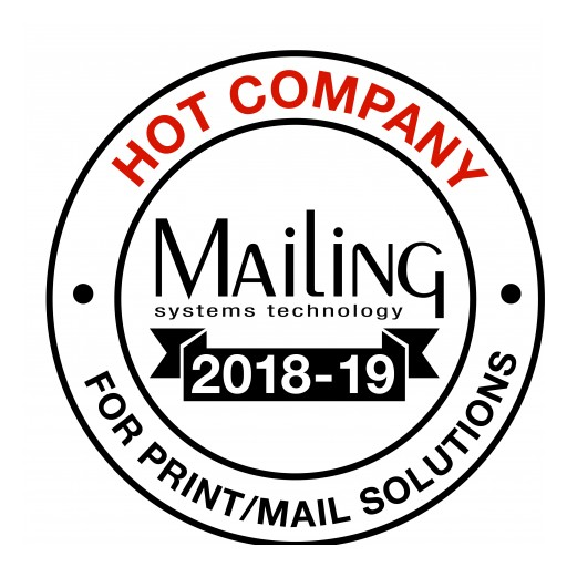 AccuZIP Featured as a 2018-2019 'Hot Company' in the July/August Edition of Mailing Systems Technology