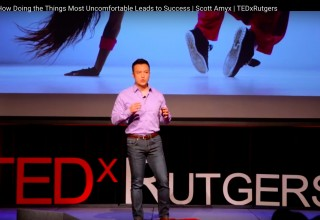 Scott Amyx Speaking at TEDx on Strive