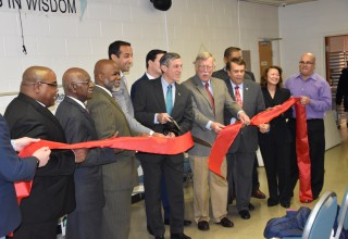Ribbon-Cutting for The Preserve at Whatcoat