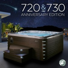Beachcomber Hot Tubs Anniversary Edition