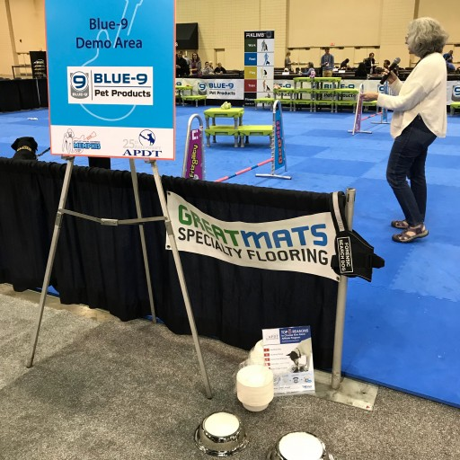 Association of Professional Dog Trainers Upgrades to Greatmats Flooring for Annual Conferences