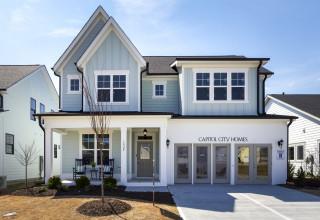 Wendell Falls Model Home