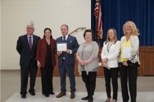 Mount Laurel Schools' Board of Education Award Ceremony