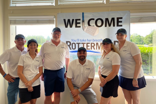 Rottermond Jewelers Raises Money for the Make-a-Wish Foundation With a Customer Appreciation Golfing Event
