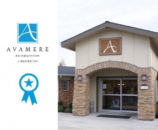 Avamere Rehabilitation of Beaverton Recognized for Quality Care