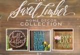 Coming Soon - Sweet Timber Collection