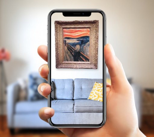 Cuseum Launches 'Museum From Home' Augmented Reality (AR) Experience and Reveals Groundbreaking Findings From Neurological Study