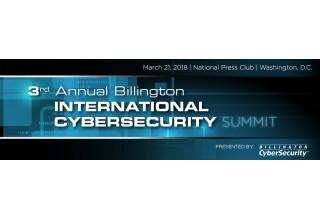 Billington International Cybersecurity Summit