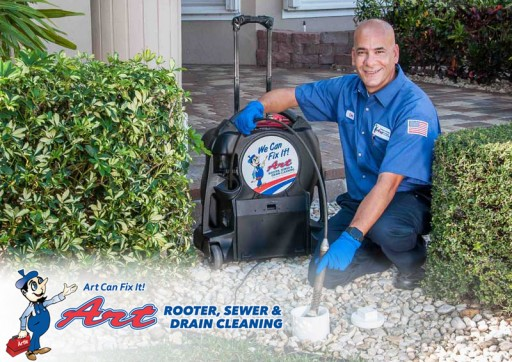 Art Rooter, Sewer & Drain Cleaning Continues to Capture the South Florida Market