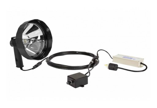 Larson Electronics Releases Handheld Spotlight With Inline Dimmer, 7 Million Candlepower, 100W Halogen
