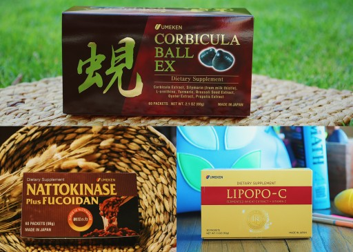 Umeken, the Leading Japanese Health Foods Manufacturer, Announces Three New Products' Launch