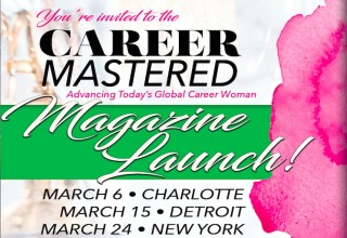 Career Mastered Magazine Launch