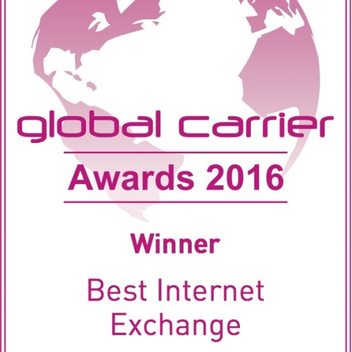 DE-CIX Wins Best Internet Exchange