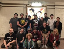 Exceptional Minds With Autism Attend Cast and Crew Screening