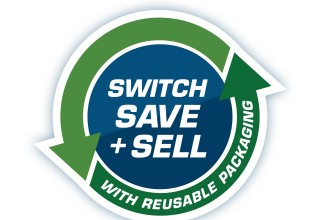 Switch, Save + Sell Campaign Logo