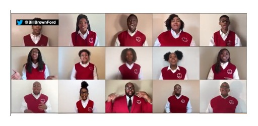 COVID-19 Forces Detroit Youth Choir to Cancel Graduation Benefit, Then Bill Brown Ford Saves the Day and Agrees to Stream as Part of At-Home Concert Series