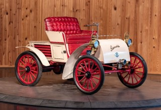 1900 Gasmobile Runabout