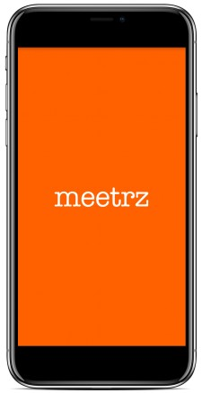 Meetrz mobile app