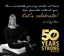 Jazzercise 50 Years Strong