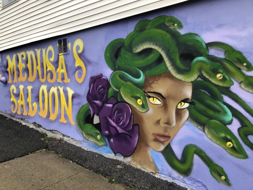The Medusa's Saloon Brings Feminist Spirit to Worcester's Shrewsbury Street Bar Scene