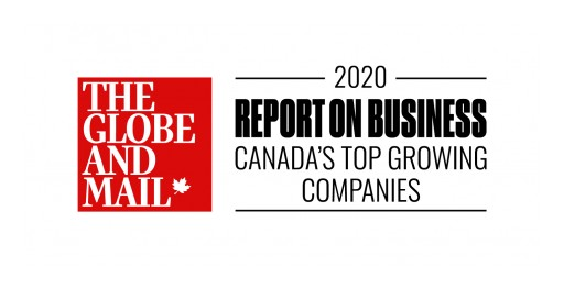 Book4Time Places No. 340 on the Globe and Mail's Second-Annual Ranking of Canada's Top Growing Companies