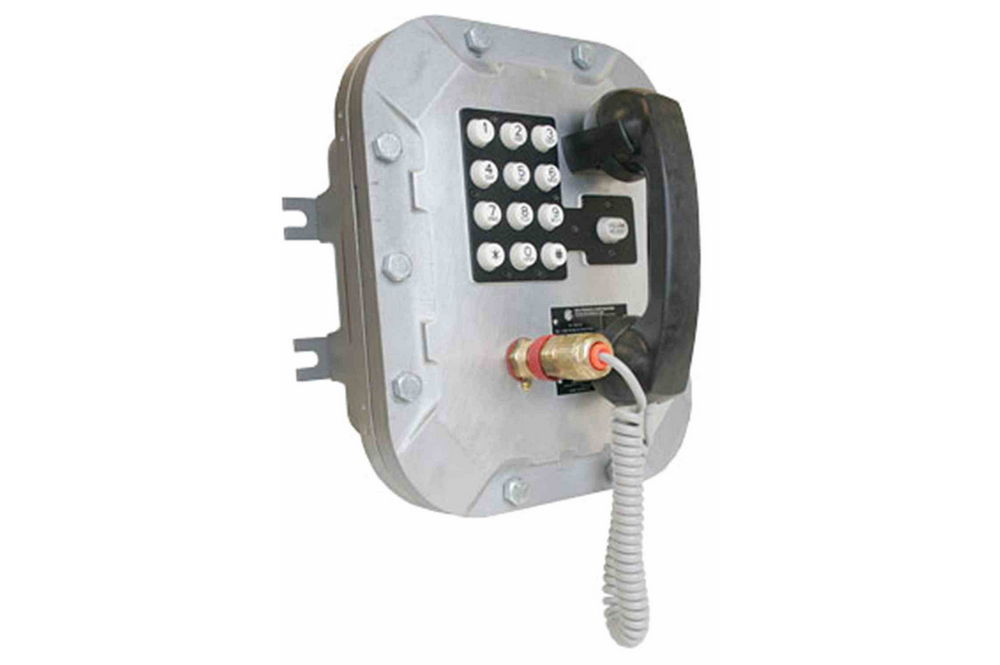 Larson Electronics Releases Explosion Proof Industrial Telephone
