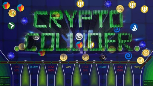 """New Bitcoin Skill & Strategy Physics Game """"Crypto Collider"""" Offers Unique Hedging System"""