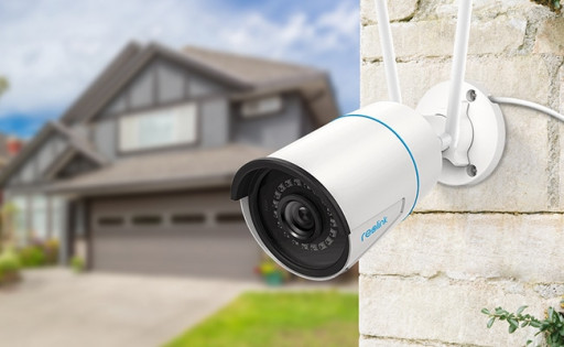 Reolink Expands Its Smart Detection Series With AI-Enabled 5MP WiFi Security Camera RLC-510WA