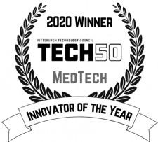 Sentact Named MedTech Innovator of the Year