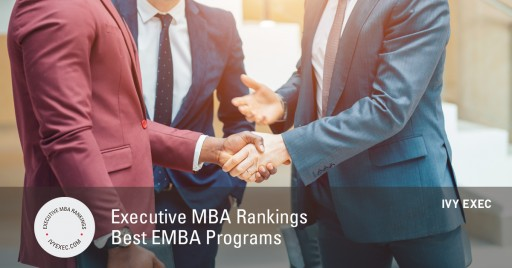 The Top EMBA Programs in the US West Revealed in Annual Study