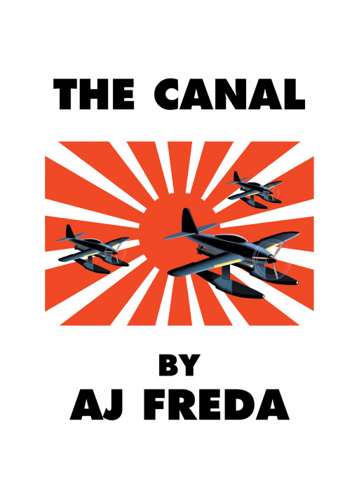 A.J. Freda's New Book 'The Canal' is a Fresh Story About How a Novice Monk in Pre-War Japan Became a Celebrated Hero