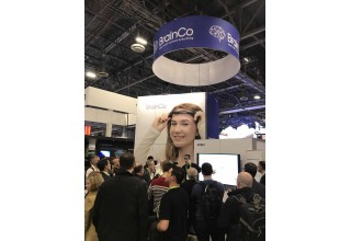 BrainCo's BMI Demos Attracting Large Crowds at CES 2018
