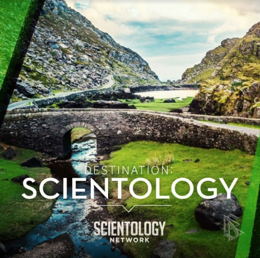 A Cultural Home at the Crossroads of Irish Culture is Destination: Scientology, Dublin